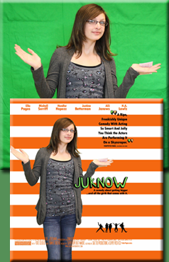 The Magic Green Photo Booth